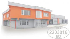 СК АД - сграда