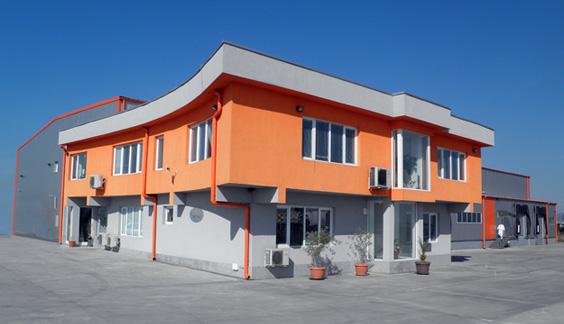 Сграда - СК АД