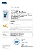 IFS сертификат